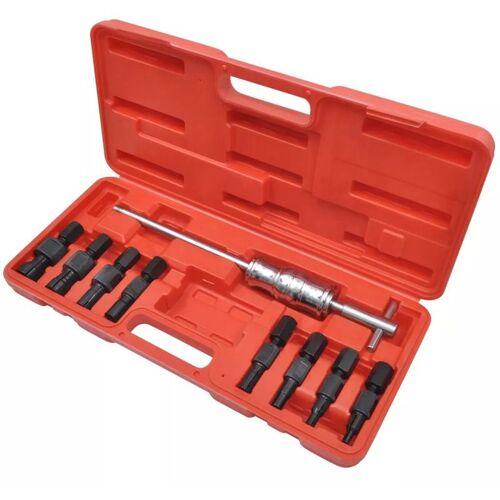 HOMMOO 9-teiliges Sacklochlager-Abziehwerkzeug