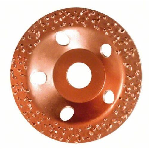 Bosch Hartmetalltopfscheibe. 115 x 22.23 mm. fein. flach