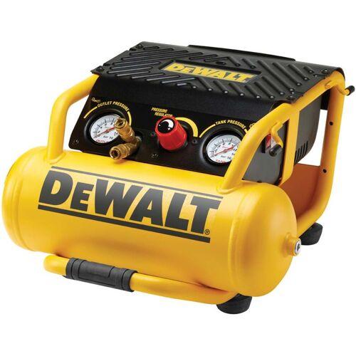 DeWALT Mobiler Kompressor DPC10RC-QS 2 PS 10 L tragbar und robust für