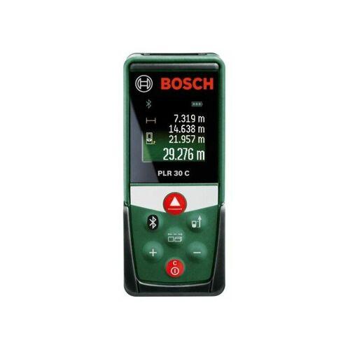 Bosch Digitaler Laser-Entfernungsmesser Bosch PLR 30C