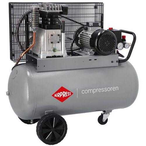 Airpress® Druckluft- Kompressor HK 600-90 4 PS / 3 kW 10 bar 90 Liter