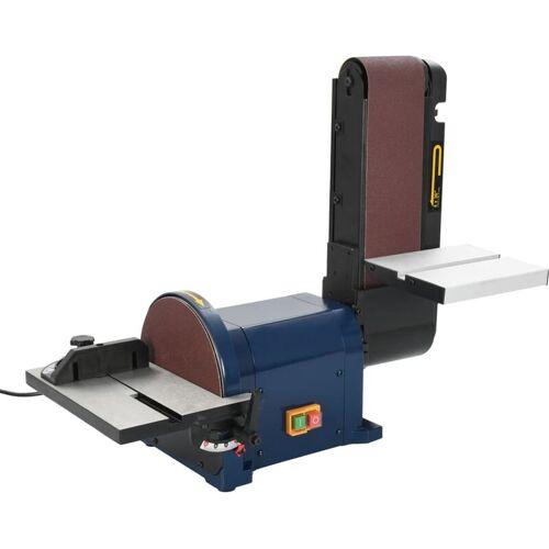 Vidaxl - Elektrischer Band- und Tellerschleifer 550 W 200 mm