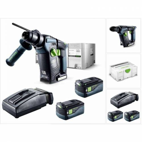 Festool BHC 18 LI 5,2 I-Plus Akku Bohrhammer 18V 25Nm SDS-plus