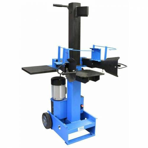 GüDE Holzspalter Brennholzspalter GHS 500/8 TE Holz Spalter 230 V 8 Tonnen