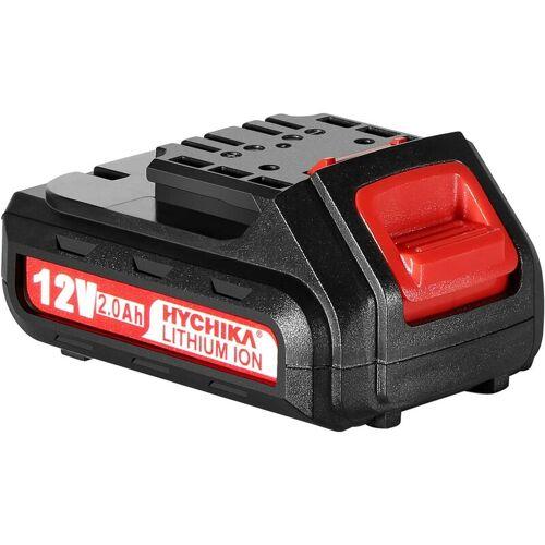 HYCHIKA 12V 2000mAh Akku, Lithium Batterie für HYCHIKA 12V Akkuschrauber