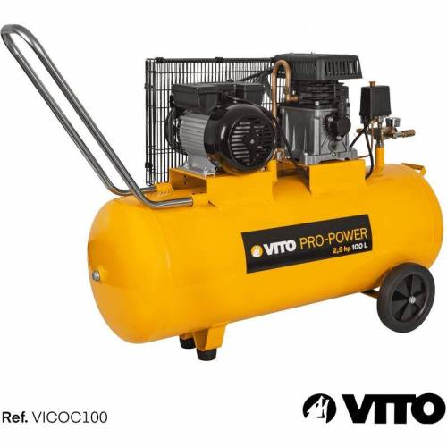 VITO Kompressor 100L 8 -12 bar 230V VITO