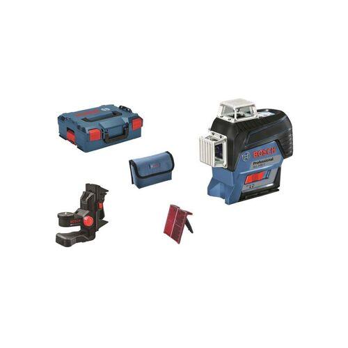 Bosch Linienlaser Bosch GLL 3-80 C solo + BM1 + LBOXX