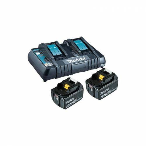 Makita Power Source Kit 18,0 V 6,0 Ah - Makita