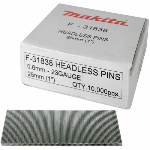 Makita - Stifte 0.6x25mm