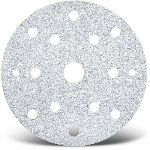 MENZER 50 MENZER Klett-Schleifscheiben f. Exzenterschleifer, Ø 150 mm /
