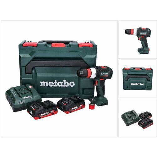 Metabo BS 18 LT BL Q Akku Bohrschrauber 18 V 75 Nm Brushless + 2x Akku