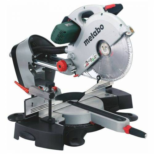 Metabo Kappsäge KGS 315 Plus Set, mit Maschinenständer KSU 401, Karton