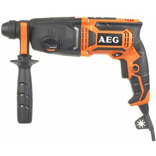 A.E.G AEG Elektrowerkzeuge BH24IE Bohrhammer 800 Watt