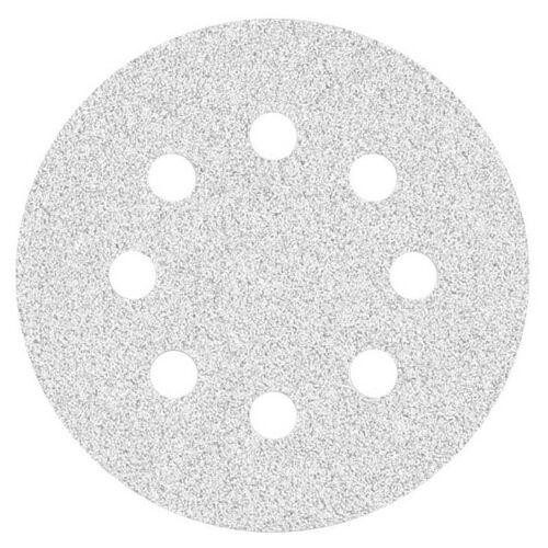 Miotools - 50 Klett-Schleifscheiben f. Exzenterschleifer, Ø 125 mm /