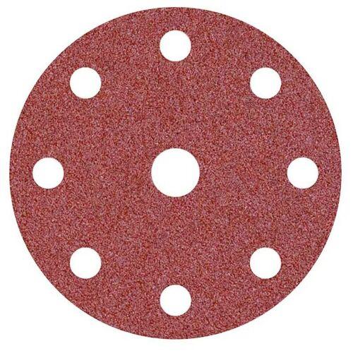Miotools - 25 Klett-Schleifscheiben f. Exzenterschleifer, Ø 150 mm /