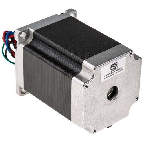 RS PRO Schrittmotor, Typ Hybridschrittmotor, Dauermagnet-Schrittmotor, 1.8°,