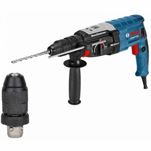 Bosch - SDS-Plus Bohrhammer GBH 2-28 F + Wechselfutter+ L-Boxx