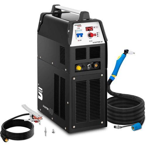 Stamos Welding - Plasmaschneider Power Kompressor Digital Druckluft