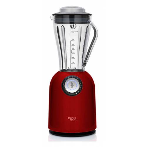 BIANCO DI PURO 1L Stand Mixer Smoothies Proteinshakes To-GO Trink-Becher inkl.