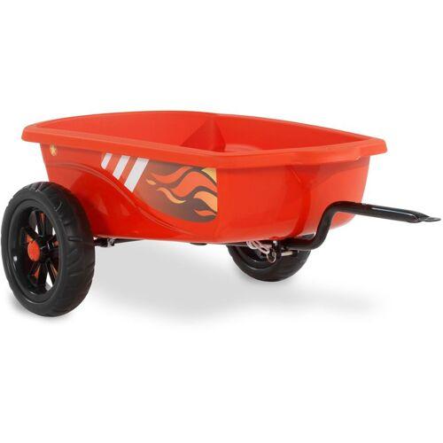 EXIT Foxy Fire Gokart Anhänger - rot