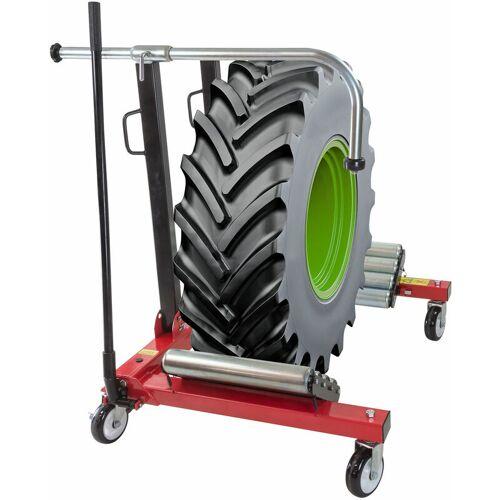 DEMA Reifenwechselhilfe Reifenmontierhilfe 1200 kg LKW Traktor