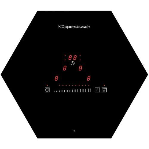 Küppersbusch Waben-Induktion-Kochfläche EKWI 3740.0 W/S waagerecht
