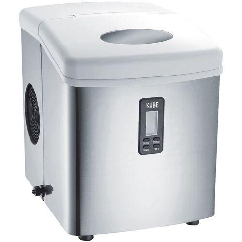 HKoenig KB15 Edelstahl Eiswürfel Maschine 150 W