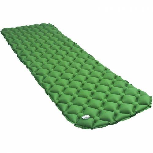 VIDAXL Aufblasbare Isomatte 58 x 190 cm Grün