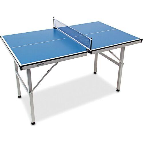RELAXDAYS Midi Tischtennistisch klappbar, Indoor u. Outdoor, Tischtennisplatte