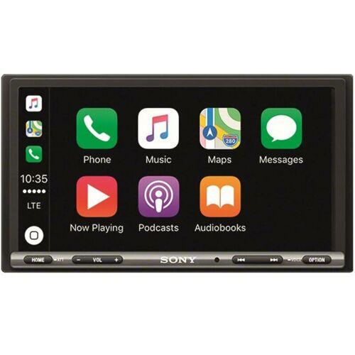 Sony XAVAX3005ANT.EUR Doppel-DIN Moniceiver DAB+ Tuner, AppRadio C168401