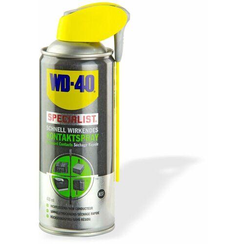 WD-40 SPECIALIST WD-40 Kontaktspray 400 ml Kontaktreiniger Kontakt Spray
