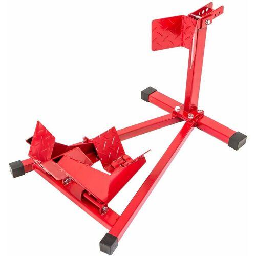 TECTAKE Motorradständer - geeignet für Raddurchmesser 17?-21?