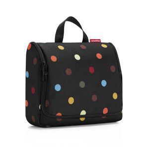 reisenthel Kosmetiktasche Toiletbag XL Bunt gepunktet Polyester