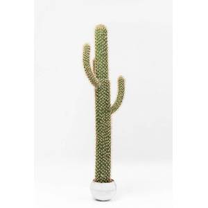 KARE Deko Kaktus Pot Kunststoff