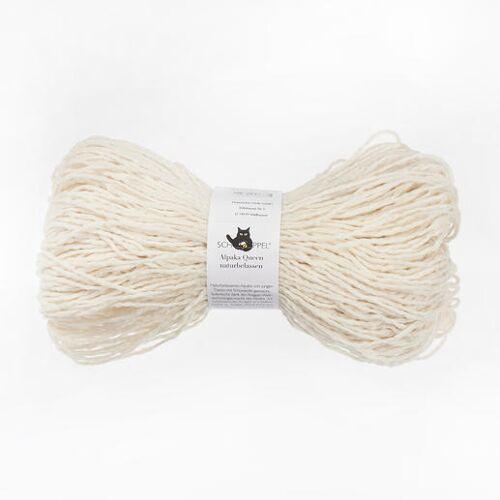 Schoppel Wolle Alpaka Queen von Schoppel Wolle, Natur