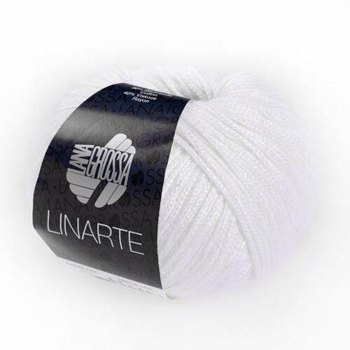 Lana Grossa Linarte von Lana Grossa, Weiß