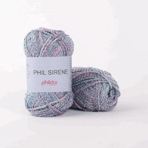 phildar Phil Sirene von phildar, Aqua