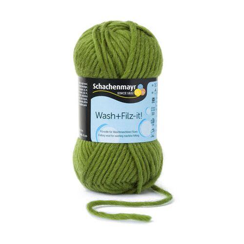 Schachenmayr Wash+Filz-it! von Schachenmayr, Oliv