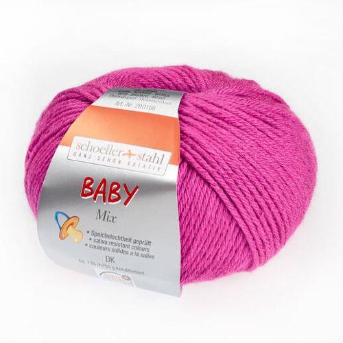 Schoeller+Stahl Baby Mix von Schoeller+Stahl, Pink