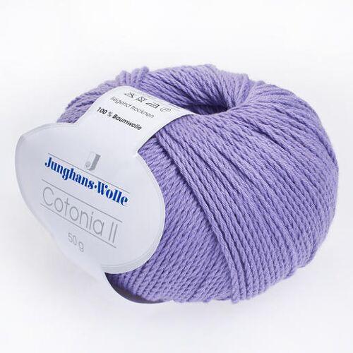 Junghans-Wolle Cotonia II von Junghans-Wolle, Lavendel