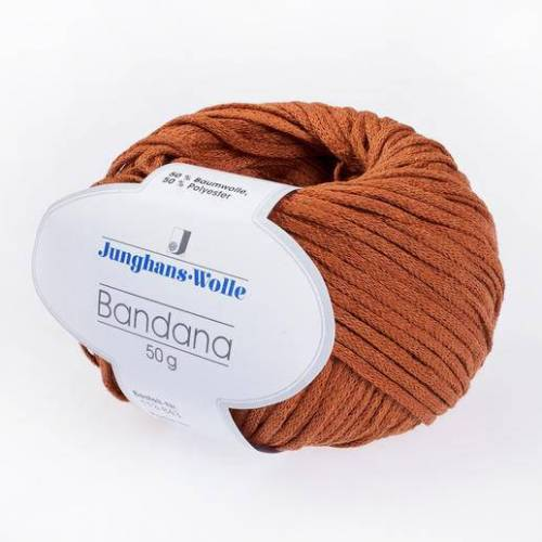 Junghans-Wolle Bandana von Junghans-Wolle, Rost