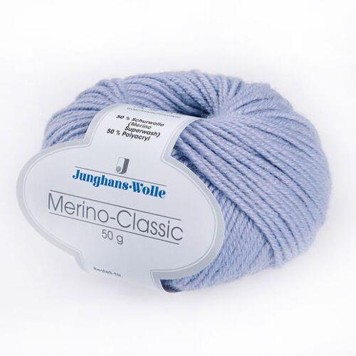Junghans-Wolle Merino-Classic von Junghans-Wolle, Lavendel