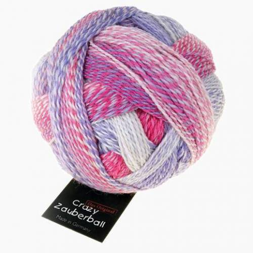 Schoppel Wolle Sockenwolle Zauberball® Crazy von Schoppel Wolle, Wolke 8