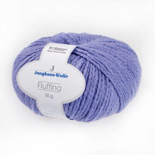 Junghans-Wolle Fluffina von Junghans-Wolle, Lavendel