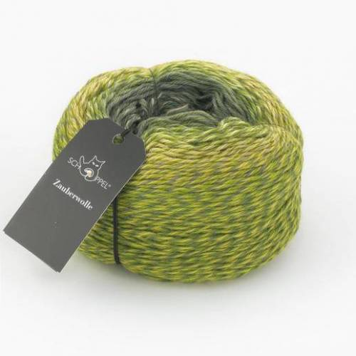 Schoppel Wolle Zauberwolle von Schoppel Wolle, Gelbfilter