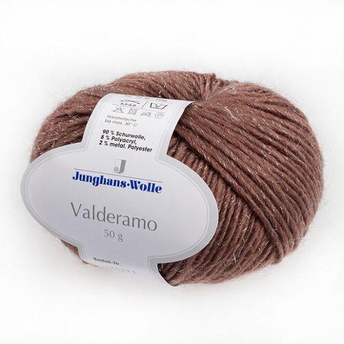 Junghans-Wolle Valderamo von Junghans-Wolle, Braun