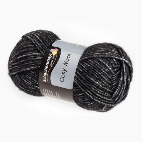 Schachenmayr Cosy Wool von Schachenmayr, Black