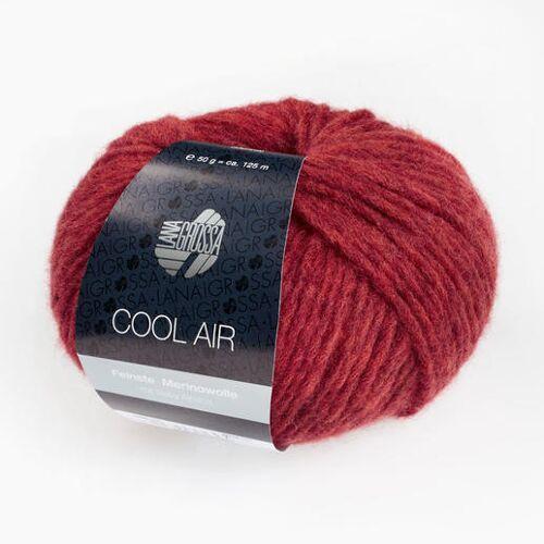 Lana Grossa Cool Air von Lana Grossa, Rot