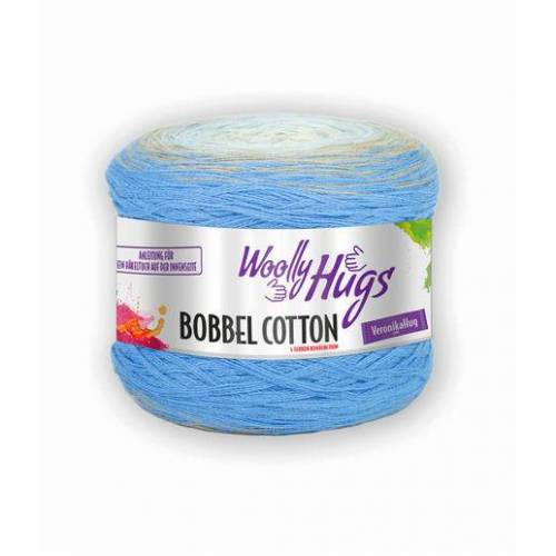 Woolly Hugs Bobbel Cotton von Woolly Hugs, 49