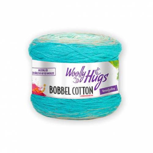Woolly Hugs Bobbel Cotton von Woolly Hugs, 51